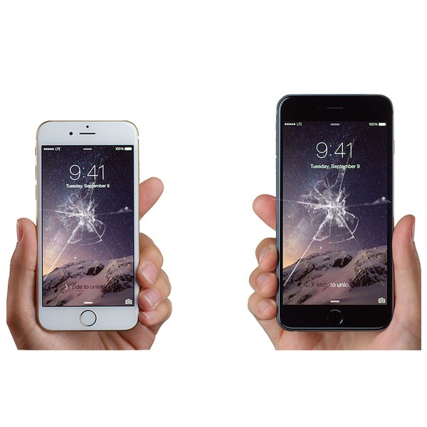 how to change a screen on iphone 6